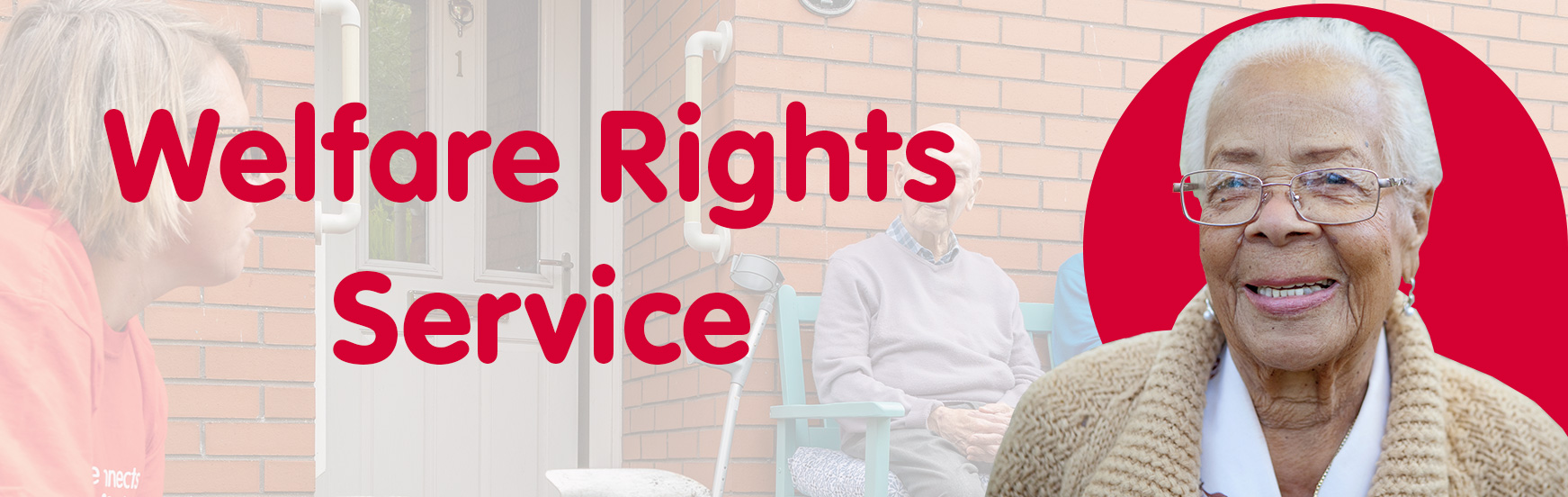 age connects welfare rights service